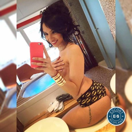Chloe TS is a very popular Colombian escort in Glasgow City Centre, Glasgow