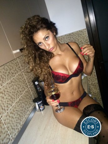 Clara is a sexy Egyptian escort in Edinburgh