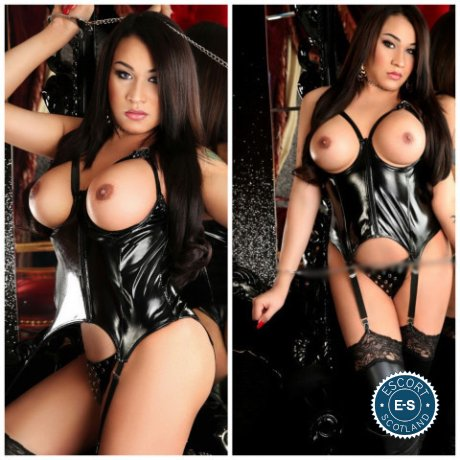 TS Kamila Victoria is a sexy Italian escort in Falkirk Town, Falkirk