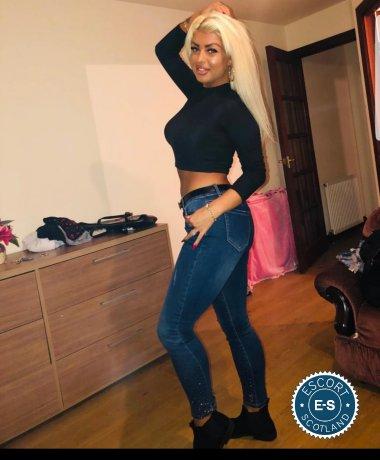 Meet Erika in Edinburgh right now!