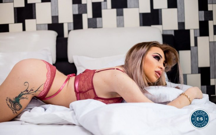 Spend some time with Sonya in Glasgow City Centre; you won't regret it