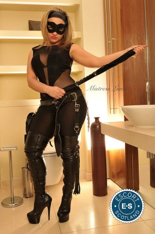 Severe Mistress Luna is a very popular Brazilian Domination in Inverness