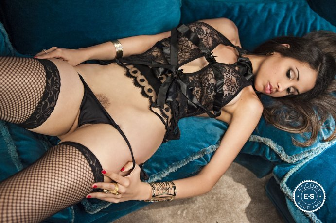 Spend some time with Milana in Edinburgh; you won't regret it