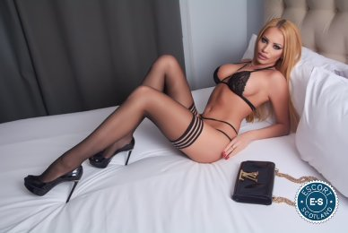 Spend some time with Cindy in Edinburgh; you won't regret it