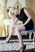 Keira Hunter - female escort in Aberdeen