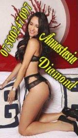 Annastasia Diamond - escort in Glasgow City Centre