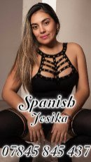 Meet the beautiful Jesika le Bond in Dundee  with just one phone call