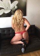 Suzy Blonde Sexy Mature New Lady - escort in Glasgow City Centre