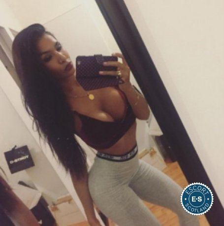 Meet Giulya in Glasgow City Centre right now!